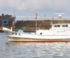 福井県の釣り船